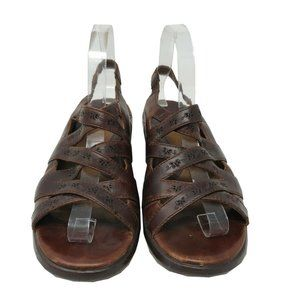 Ariat Womens Ankle Strap Slip On Sandals Size 7.5